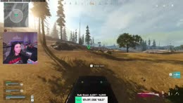 Flying in warzone