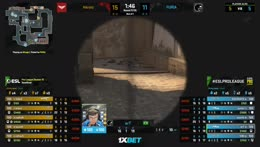 refrezh bold ace to win the map