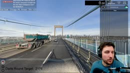 Limo+on+the+bridge