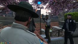 Kyle goes ham and kills the police force