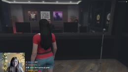First Audition of Kate, Los Santos' Next K-Pop Superstar