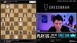 Chessbae manipulates Alexandra into stop seeing Eric