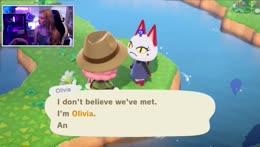 Olivia - accent voice