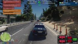 Dante driving while baas AFK