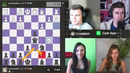 Another chess player joins the ranks