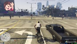 grand theft bicycle