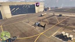 直升機考核