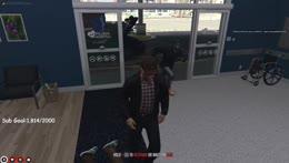 X, CG, OSVALDO Save Guy Jones from getting Robbed at Hospital