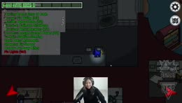 janet screams as aipha kills