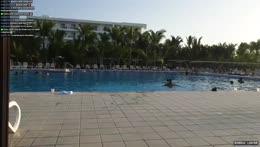 Искупнуться Ласт ;) - Pool day in Dominican Republic 17/04/21