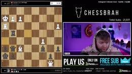 Aman insane last second chessplay