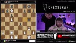 ChessBrah's Eric Shout out to the Dep! yo!
