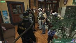 K. Pred new sheriff