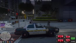 Sputtacus and Charborg on NoPixel