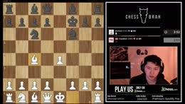 my chess streamer <3