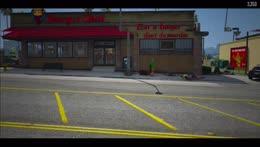 Mass Murder at Burger Shot