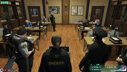 lspd meeting warning