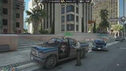 Nino lawyers the cops