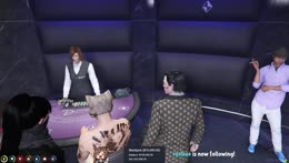 Meofurryon goes on a roll, Tony sits down, dealer murders him