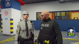 What do you think about Claire being in LSPD