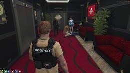 Cops visits wu-chang records