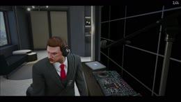 Ron breaks into CPC