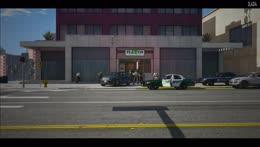Fleeca Robbery Unmasked Suspect