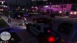 Detective Jaryd Peak's on the crime scene Aka (HutchMF)