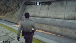 Not Deputized Sadge