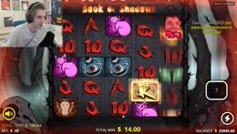xQc gets BAWK jackpot
