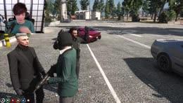 THE HUNGER GAMES IN GTA V - Yuno POV