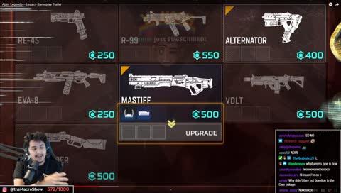 New ammo type
