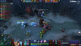 Team+Secret+vs.+Alliance+-+DreamLeague+S15+DPC+WEU+%7C+fng+protecting+a+tower+against+3