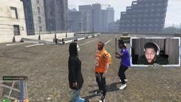 AD kills undercover cop (GTA RP)