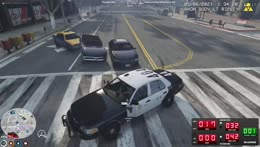 Ripley shoots down Cop Killers trying to escape