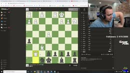 Mizkif channels his inner hikaru to beat pokimane in chess