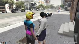 Just Sasuke getting ran over