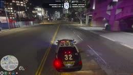 mack flips out on a criminal