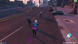 Police Brutality on Sensei -{NoPixel} Emma Natt | Professional Road Rules Follower!