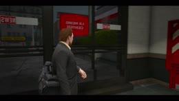 Ron's Impressed By Doors
