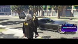 Yuno fools Officer Claire