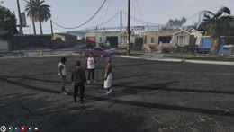 Ty gets blooded in to the Ballas