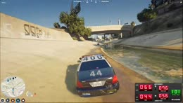WICKED JUMP (COP POV)