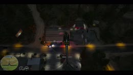 News Heli POV during FLEECA - Abdul as getaway driver