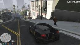 Denzel flexing  Langs Bentley