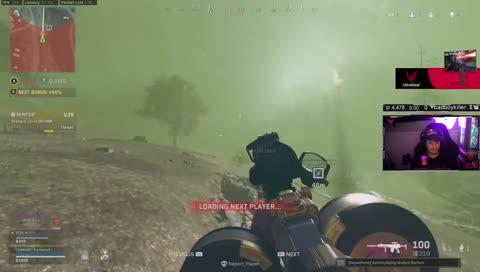gas glitch?