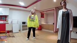 Hachu Tyongee dancing