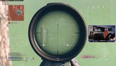 Gas Mask Glitch? No Problem