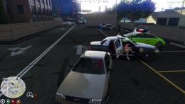 im under arrest