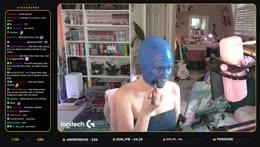 I'm bluee
